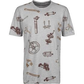 Maloja FlavioM T-Shirt Herren grey melange